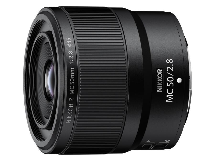 Nikon Nikkor Z MC 105mm F2.8 VR S and Nikkor Z MC 50mm F2.8 Macro Lenses