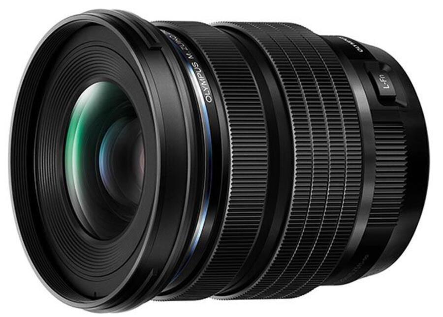 Full Olympus 8-25mm f/4 PRO Lens Specs, Price to be $1,099
