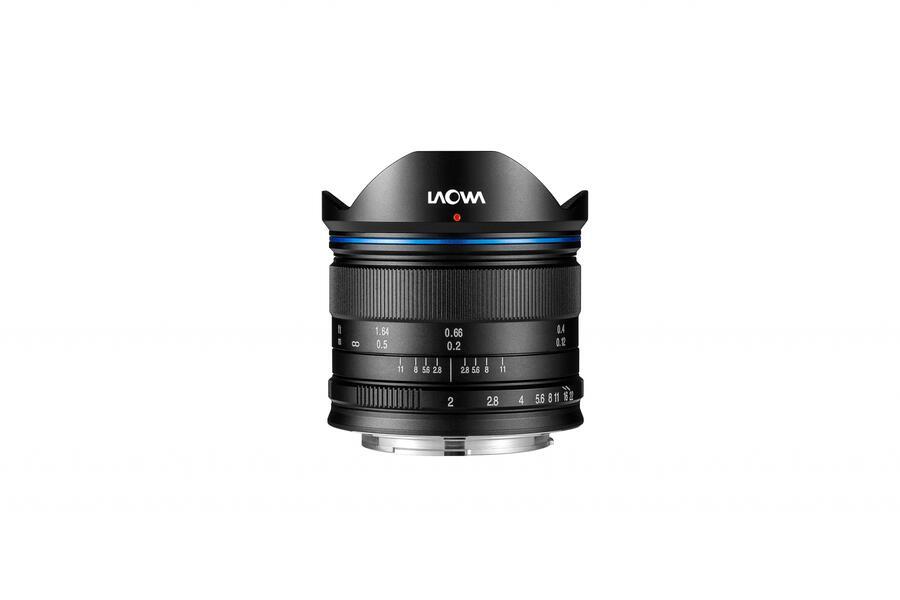 Venus Optics Announces Laowa 7.5mm f/2 MFT Lens with Automatic Aperture Control