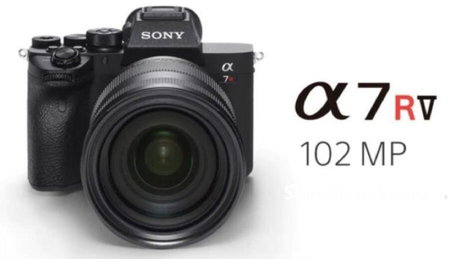 Sony a7R V Coming in 2022 with 102MP Sensor?