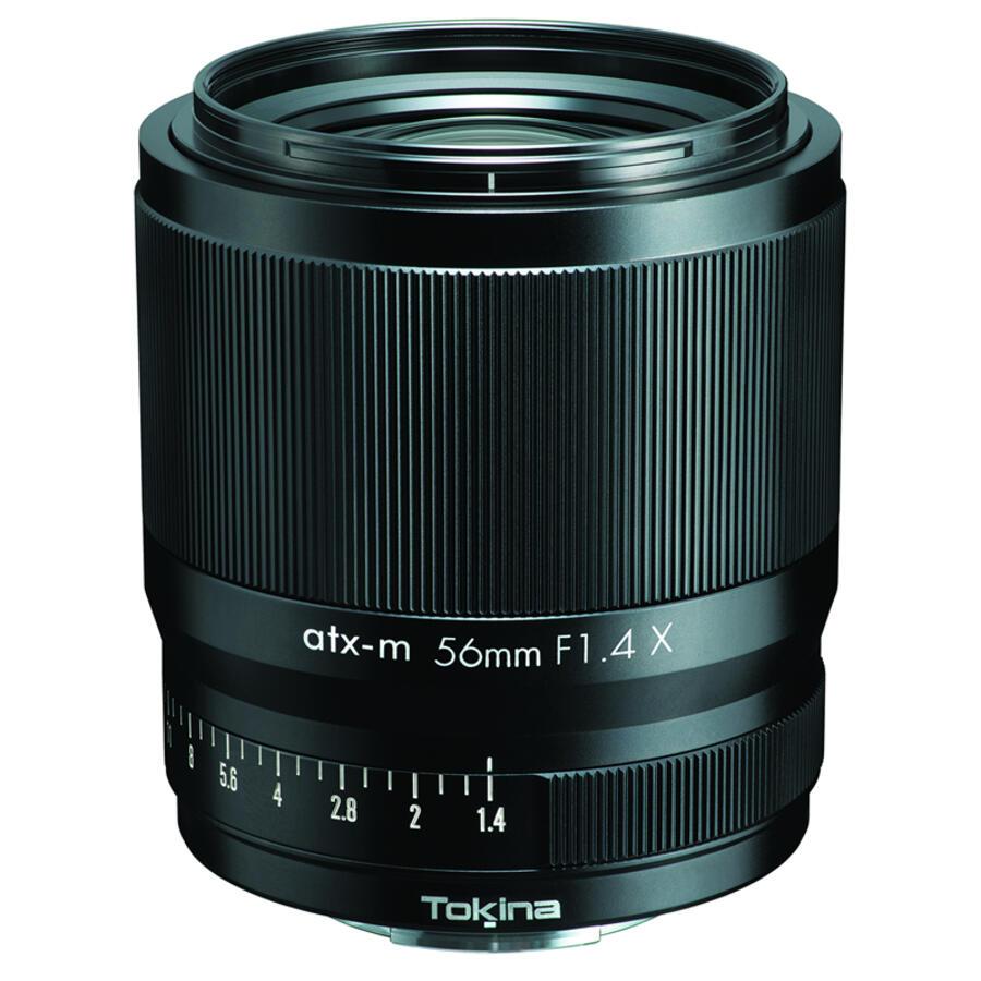 L'obiettivo Tokina atx-m 56mm f/1.4 X sarà annunciato il 6 agosto