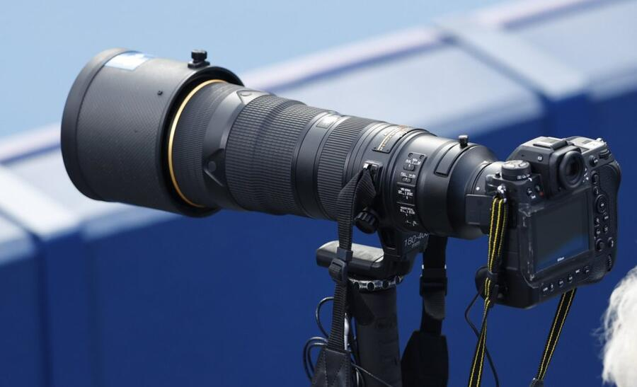 More Nikon Z9 Product Images From Tokyo Olympics