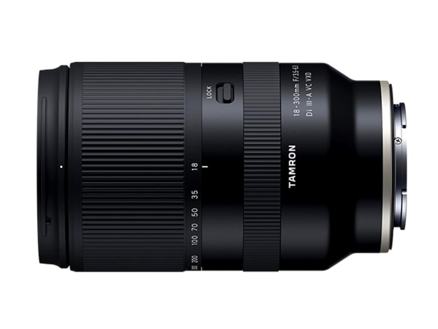 Tamron 18-300mm f/3.5-6.3 Di III-A VC VXD Lens Price, Specs and Release Date