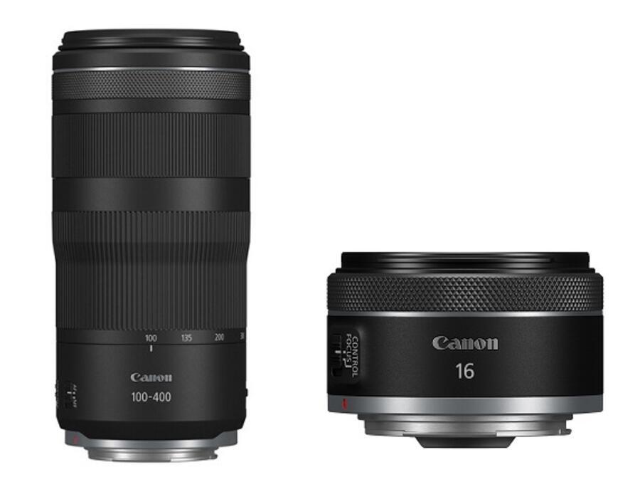 Canon RF 16mm f/2.8 STM & RF 100-400mm f/5.6-8 IS USM Lenses Announced