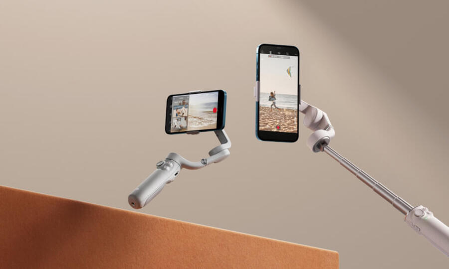DJI OM 5 Smartphone Gimbal Announced : Price $159