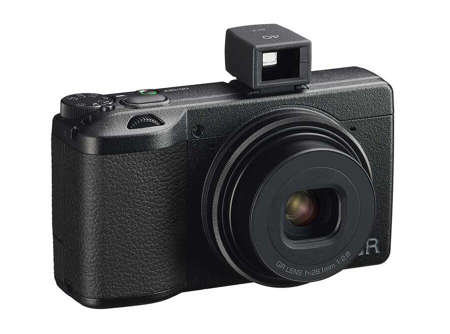 Ricoh GR IIIx Announced with 40mm Lens