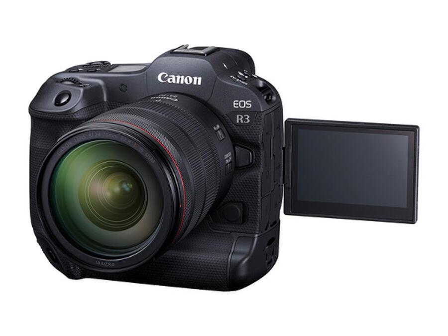 Canon EOS R3 Price, Specs, Release Date