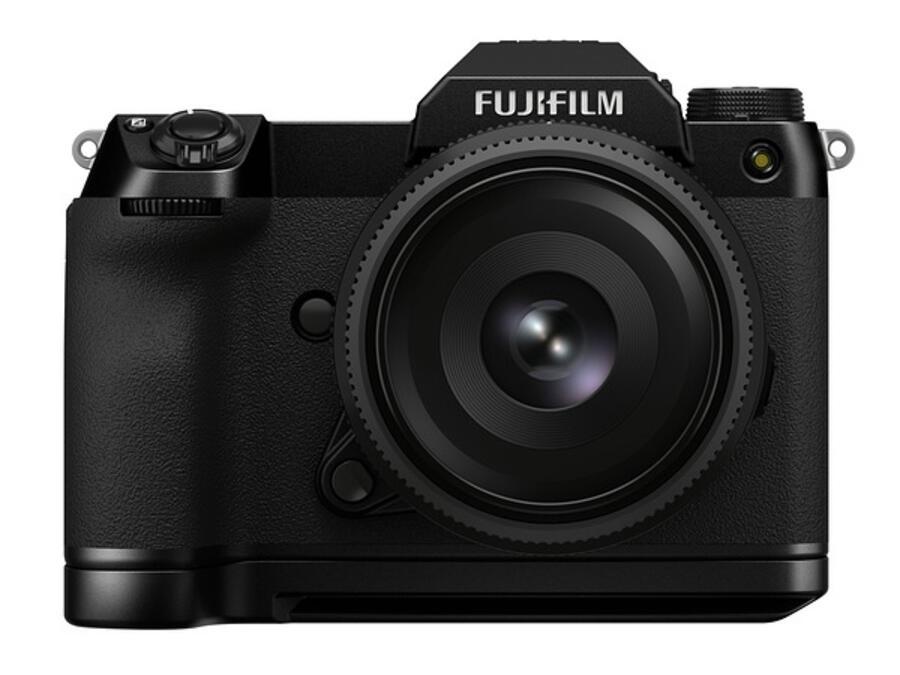 Fujifilm GFX 50S II & GF 35-70mm f/4.5-5.6 WR Lens Officially Announced