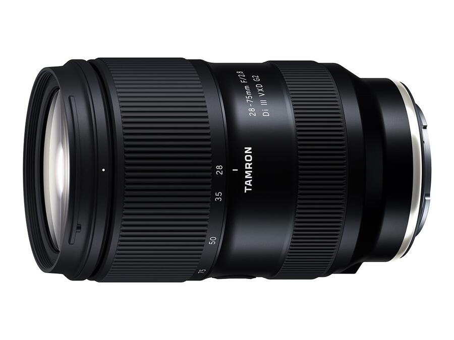 Tamron 28-75mm f/2.8 Di III VXD G2 Lens Announced