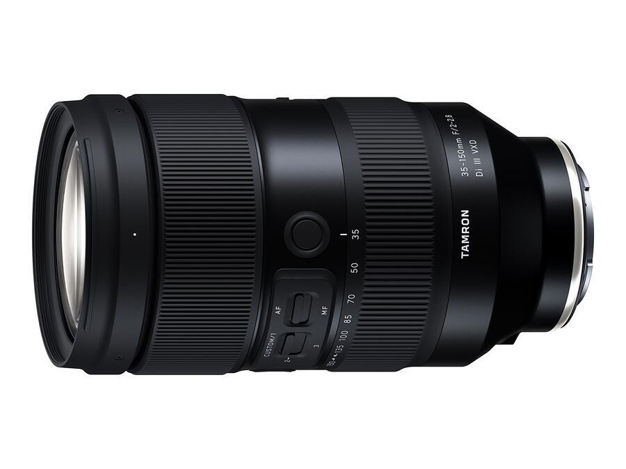Tamron 35-150mm F/2-2.8 Di III VXD Lens Announced