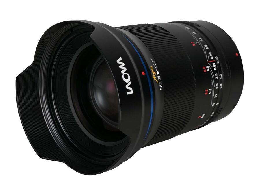 Laowa Argus 35mm F/0.95 FF for Sony E, Nikon Z, Canon R