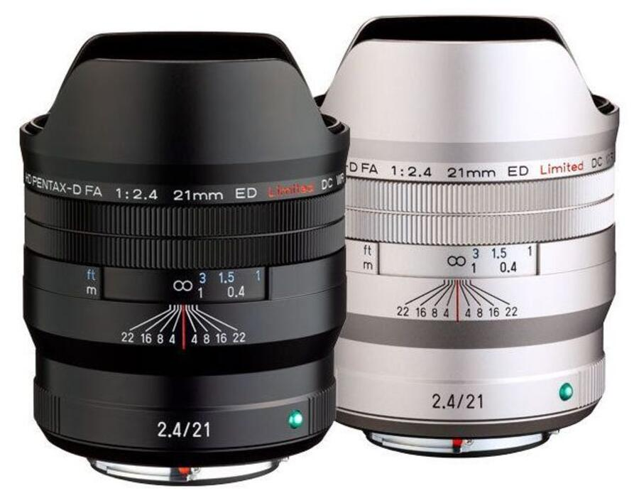 HD PENTAX-DA★ 16-50mm f/2.8 ED PLM AW lens Announced