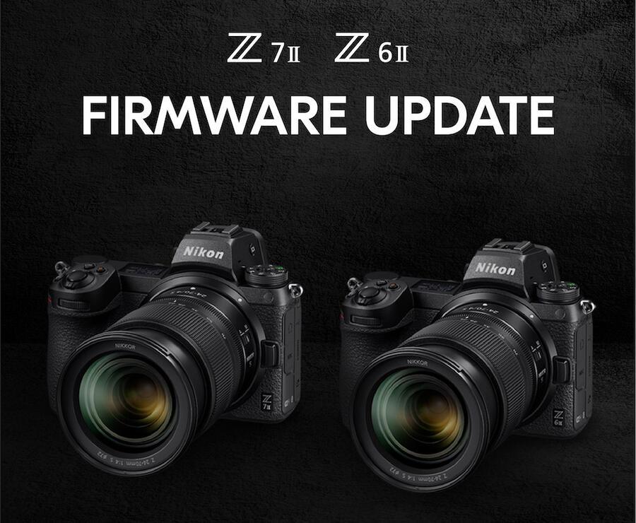 Nikon Z6 II and Z7 II Firmware Updates Version 1.30 Released