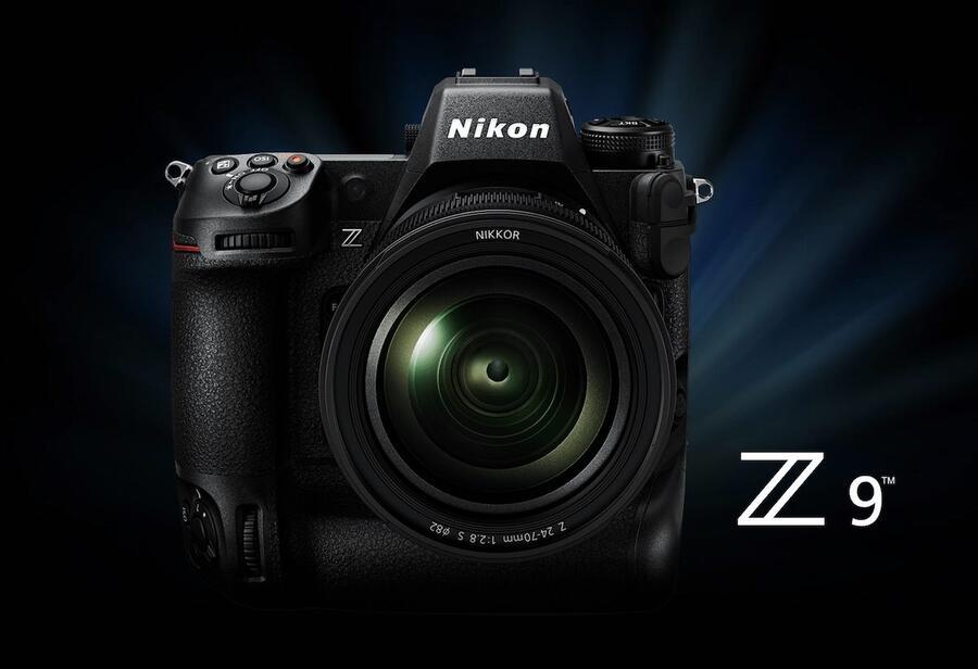 Nikon Z9 Teaser #2 Showing 8K Capabilities
