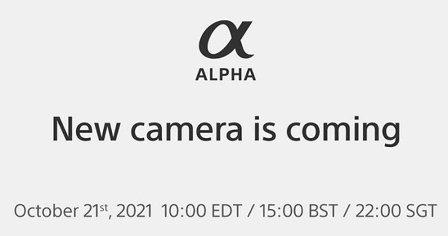 Confirmed: Sony a7 IV Will Be Announced on October 21st