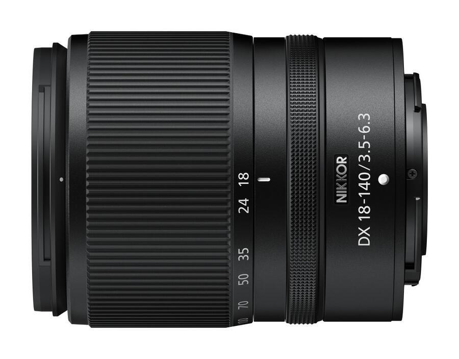 Nikon Announced Nikkor Z DX 18-140mm F/3.5-6.3 VR Lens