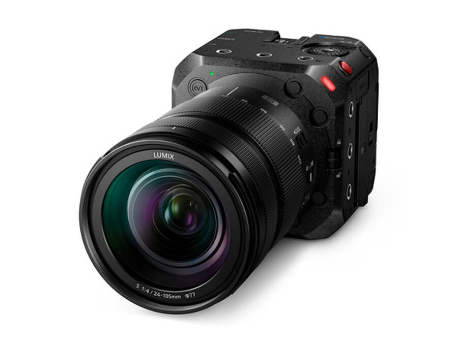 Panasonic Announces the LUMIX BS1H Full-Frame Box-Style Mirrorless Live and Cinema Camera Featuring A Compact Body with 6K 24p / 5.9K 30p 10-bit Unlimited Video Recording Capability